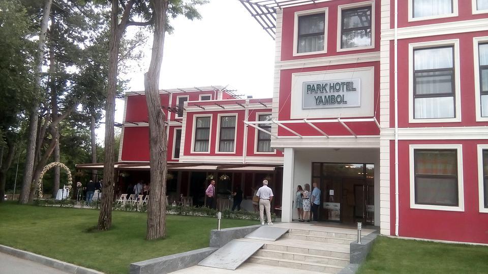 Парк Хотел Ямбол 01